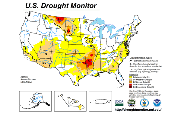 us-drought-monitor-2-121817 - McKeany-Flavell