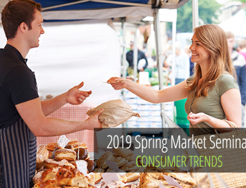 Come join us for our Spring Market Seminar on April 24, 2019!