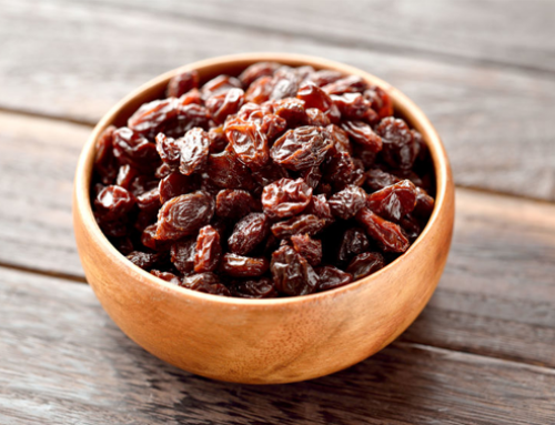 Raisin production is falling despite last year's gain