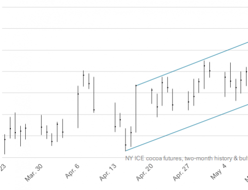 Technical bull trap in the making for cocoa?