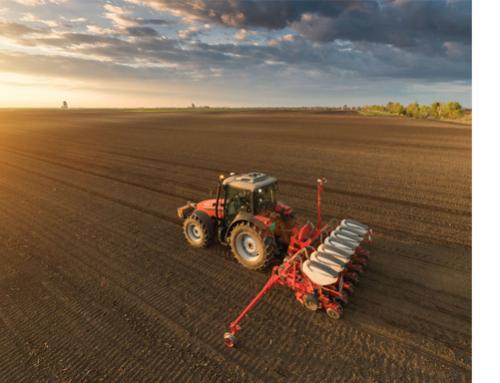 Corn futures weak as plantings progress nicely