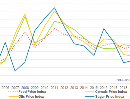 Food Price Index rises for second month