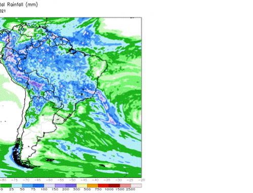 Argentina in need of rain, Brazil okay for now