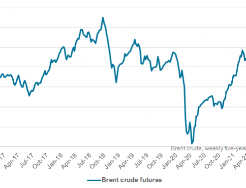 Crude oil pricing rises as OPEC+ limits production growth